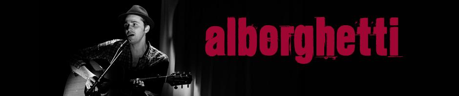 ANTHONY ALBORGHETTI
