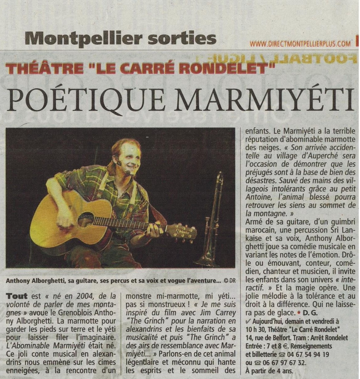 article Direct matin Marmiyeti 001